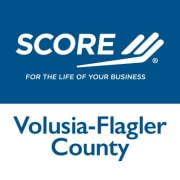 SCORE Volusia/Flager Logo