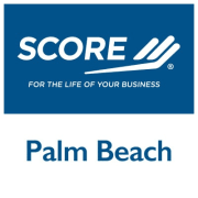 SCORE Palm Beach Logo