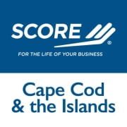 SCORE Cape Cod & the Islands Logo