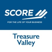 SCORE Treasure Valley Logo