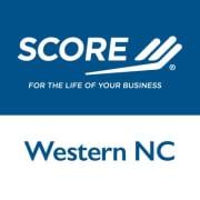 SCORE Western NC Logo