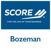 SCORE Bozeman Logo