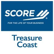 SCORE Treasure Coast Logo