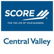 SCORE Central Valley Logo