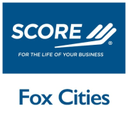 SCORE Fox Cities Logo