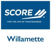 SCORE Willamette Logo