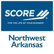 SCORE Northwest Arkansas Logo