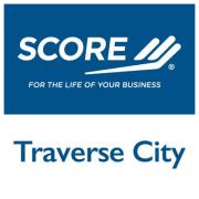 SCORE Traverse City Logo