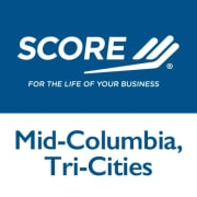 SCORE Mid-Columbia, Tri-Cities Logo