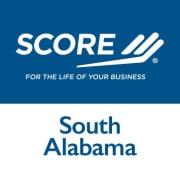 SCORE South Alabama Logo