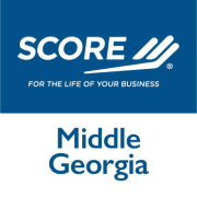 SCORE Middle Georgia Logo