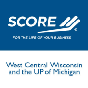 SCORE Central Wisconsin Logo