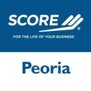 SCORE Peoria Logo