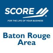 SCORE Baton Rouge Area Logo