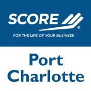 SCORE Port Charlotte Logo