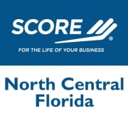SCORE North Central Florida Logo