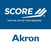 SCORE Akron Logo