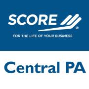 SCORE Central PA Logo