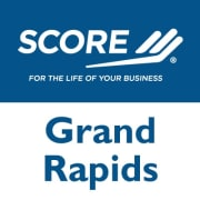 SCORE Grand Rapids Logo