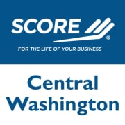 SCORE Central Washington Logo