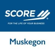 SCORE Muskegon Logo