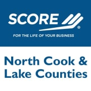 SCORE North Cook & Lake Counties Logo