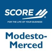 SCORE Modesto-Merced Logo