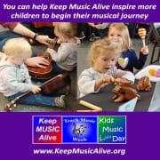 Keep Music Alive Mission