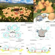Earthbag Village & 4D Cluster