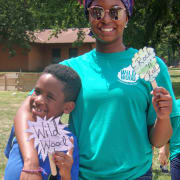 Wildwood camper and counselor