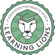 Learning Lions Logo