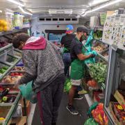 Volunteer with Fresh Truck!