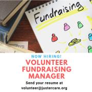 volunteer fundraising manager