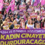 Turkey-kadin