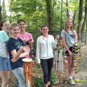 teens outdoors
