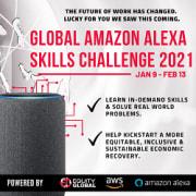 Alexa Skills Challenge 2021