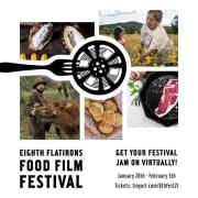 8th Flatirons Food Film Festival