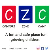 Comfort Zone Camp Logo