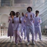 Purple Choir