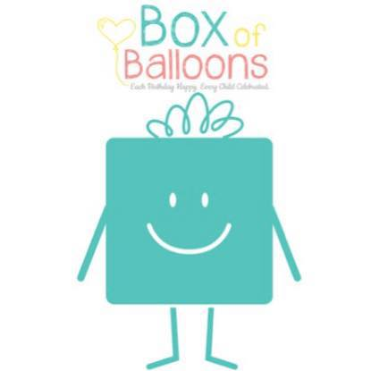 Logo for Box of Balloons Volunteer- Mobile, AL