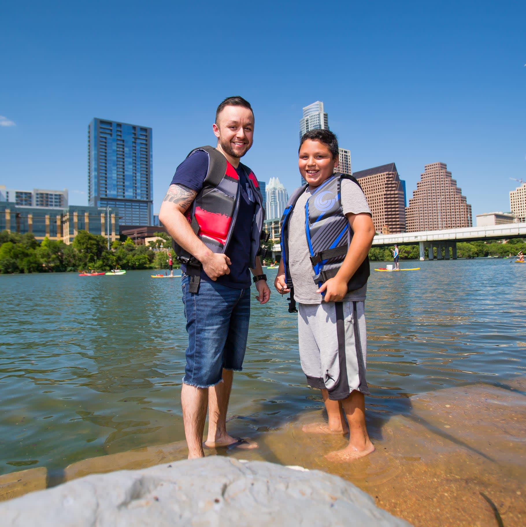 Big Brothers Big Sisters Of Central Texas Austin Volunteer Opportunities Volunteermatch