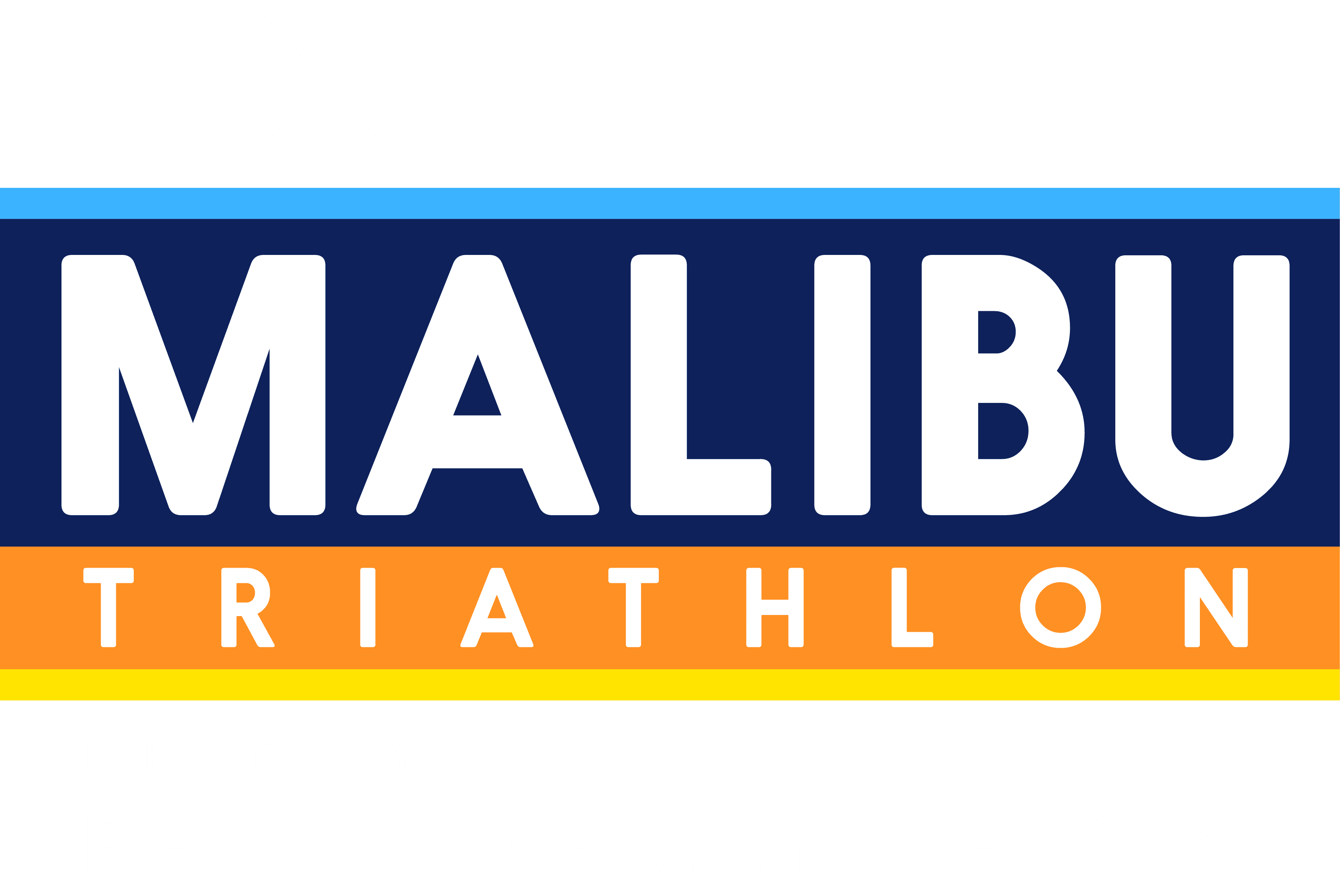 Logo for Volunteers needed at Malibu Triathlon Saturday, Sept 25!