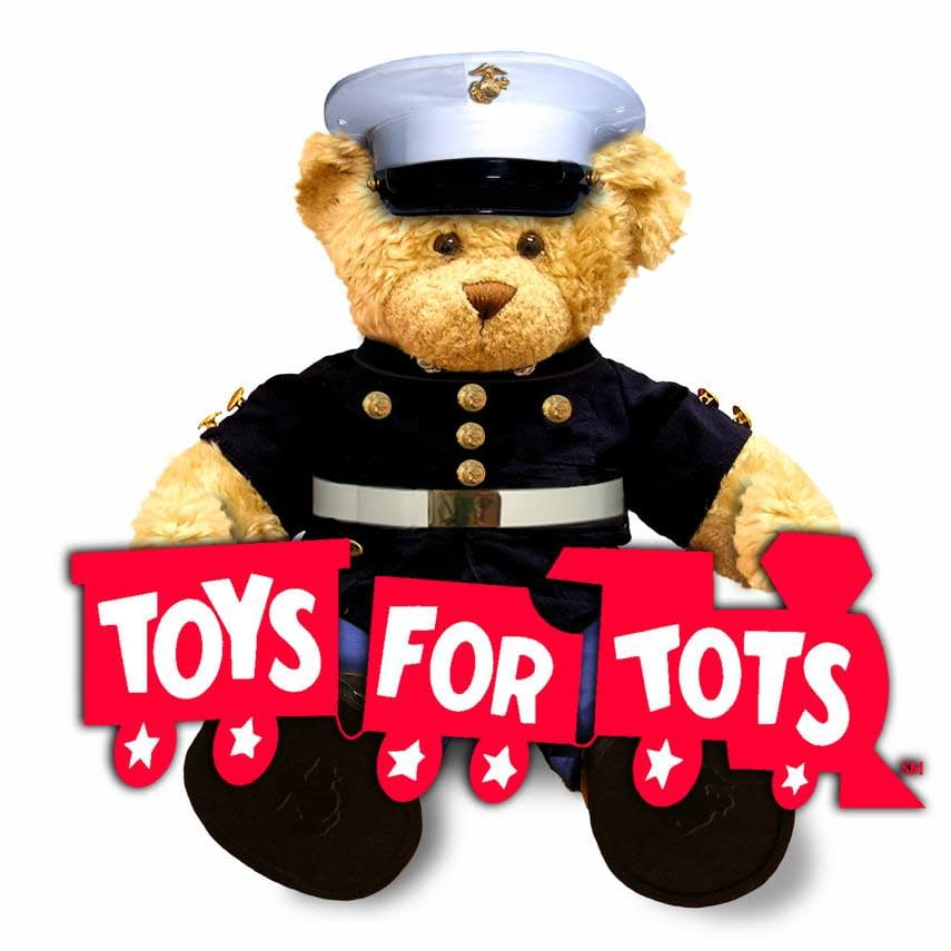 Logo for Open Doors Toys for Tots Distribution