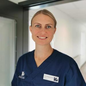 Dyrlæge Louise Baadsgard Bruun