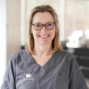 Veterinærsygeplejerske Cilia Merch