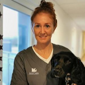 Veterinærsygeplejerske Pernille Kastrup