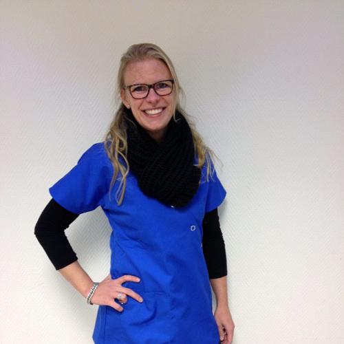 Paraveterinair Jacintha Scholte