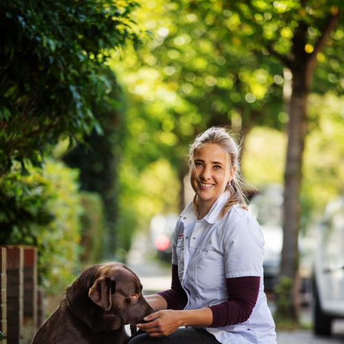 dierenarts Anne Reijne