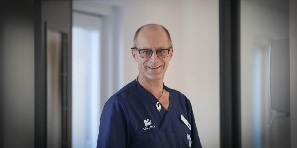 Øjenspecialist Claus Bundgaard Nielsen