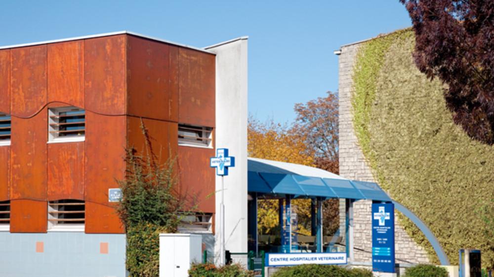 Centre Hospitalier Vétérinaire Pommery à Reims